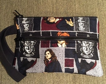 Harry Potter Wristlet