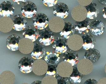 2088 SS34  C ***8 Swarovski flat back SS34 (7,2mm) crystal