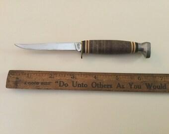 Kabar small fighter knife