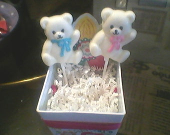 Teddy Bear Pops