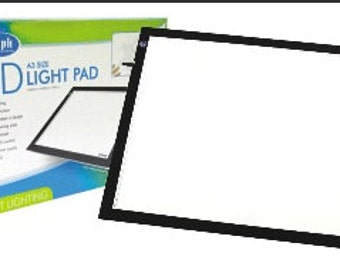 LED Light Pad A4 Size for Australia and New Zealand