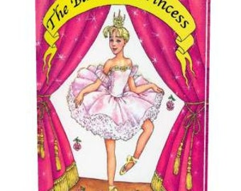 Personalized Book The Ballerina Princess  Introductory Offer