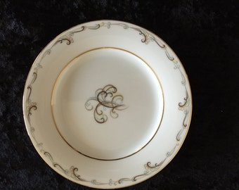 Noritake Esteem 5404 Bread and Butter Plate - Mint - Always Free Domestic Shipping