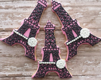 Paris Cookies (Dozen)