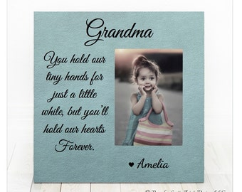 mothers day gift for grandma personalized picture frame grandmother frame nana frame gift for grandma great grandma frame