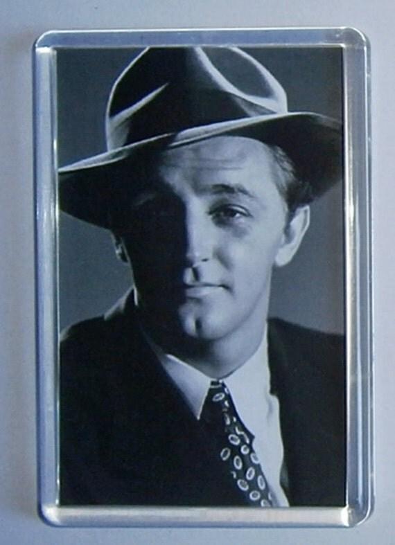 Movie Heroes Robert Mitchum Yul Brynner Lee Majors Errol Flynn Steve McQueen movie poster fridge magnet New