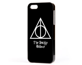 Deathly Hallows Phone Case to Fit the Apple iPhone (all Models)