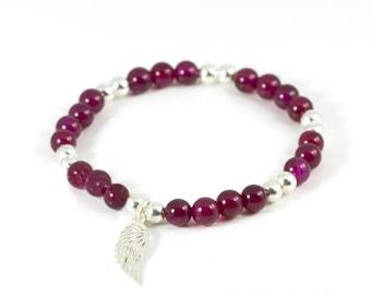 """Be my Angel"" bracelet"