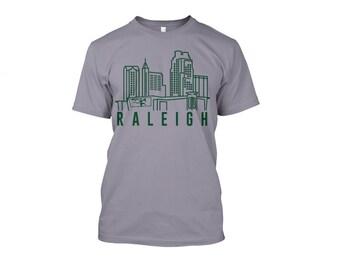 Raleigh Skyline Tee
