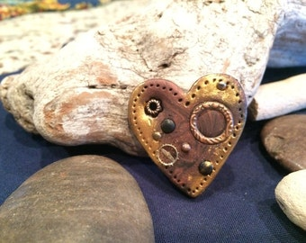Steampunk Heart 4