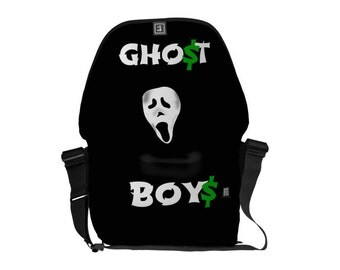 Ghost Boy - Messenger Bag