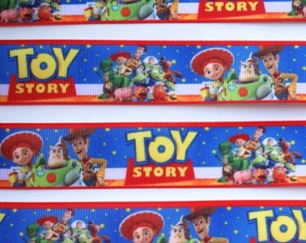 Toy Story Ribbon 1 Metre Cake Decorating Crafts Hair New LB206