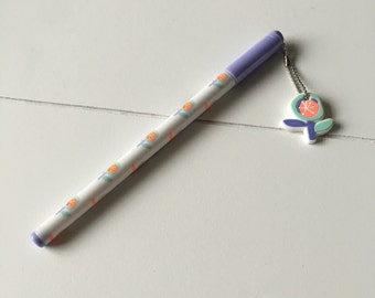 Super cute ballpoint pen with charm (PN01)
