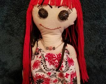 MIA - Curiouser & Curiouser Rag Doll