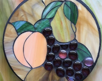 Harvest, Mosiac Fruit, Mosiac Harvest,