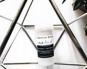 LAVENDER PEPPERMINT GENTLE // gentle deodorant // cruelty free // aluminum free // non toxic // organic deodorant // natural deodorant