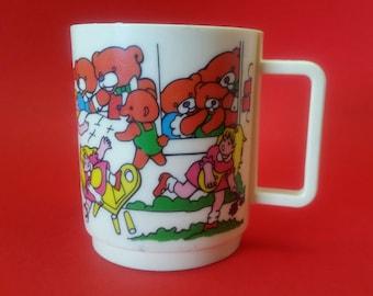 Vintage Goldilocks Mug by Deka