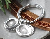 Fingerprint jewelry etsy for Fingerprint jewelry by first impressions