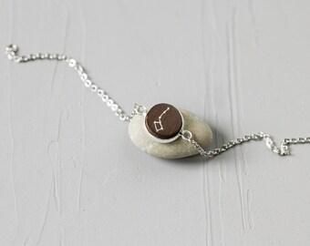 Constellation bracelet / Ursa Minor / Delicate bracelet / Chain bracelet / Star bracelet / Constellation jewelry / Space jewelry