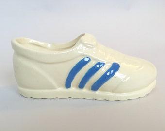 Fun Haeger Pottery #363 Shoe Sculpture/Planter
