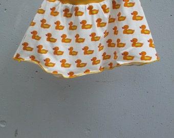 jersey skirt size 1-2