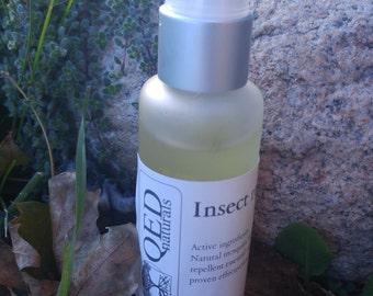 Insect repellent/ Vegan Mosquito repellent/Citronella bug repellent body spray