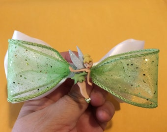 Disney Inspired Tinkerbell Head Band