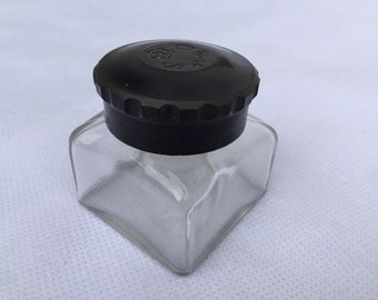 Vintage Stationary Office Inkwell