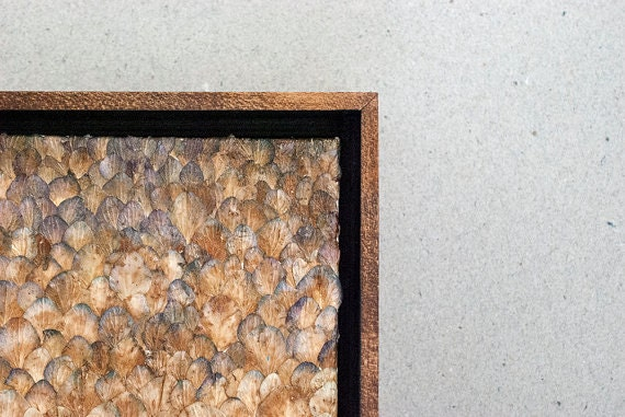Floater Frame For Canvas Or Panel 3 4 Art Depth By Oandmwood
