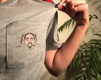 Snoop Dogg Blunt Pocket T