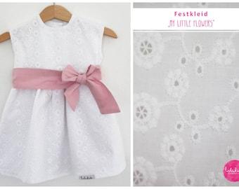 baptism dress white dress christening gown festive dress baby dresses BaumwollkleidTaufe outfit girl baby Festival wedding