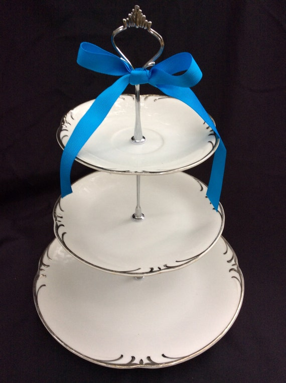 wedding cake tiers servings wedding cake stand 3 tier serving tray white by 26270