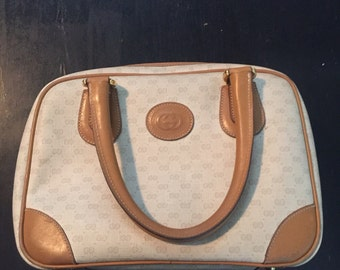 Vintage Gucci Top Handle Purse