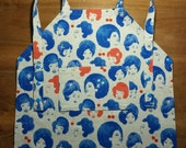 Toddler sized apron with ...