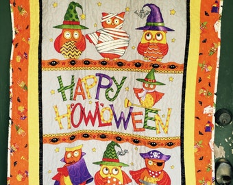Happy Howloween Wall/Door Hanging/Halloween Decor