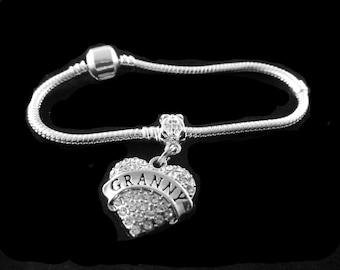 Granny Bracelet Granny Jewelry Granny Gift Grandmother bracelet Grandmother Jewelry Granny bracelet