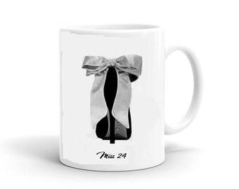 Gorgeous high heel mug, High heels, Ladies mug,