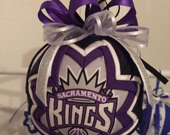 Sacramento kings ornament