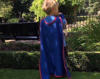 Childrens Superhero Cape