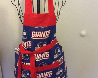 New York Giants Ladies Tailgating Apron