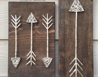 MADE TO ORDER - Arrows String Art