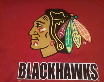 Chicago Blackhawks T-shirt - Medium