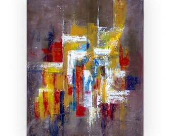 art   oil painting  abstract  painting contemporary original oil painting