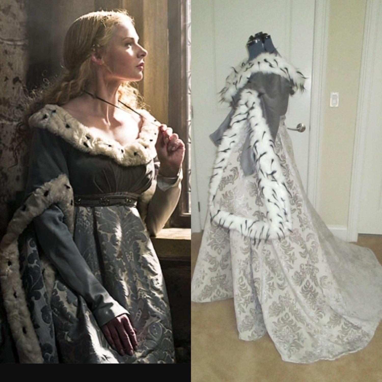 The White Queen Costume Elizabeth Woodville Costume