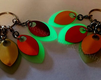 Large Scale Mail Glow in the Dark Stitch Markers