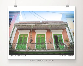 Old san juan doors etsy for Puerto rico home decorations