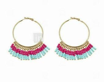 Creole earring