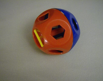 Vintage Tupperware Shapes-Matching Ball