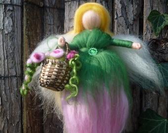 "Garden fairy ""Rosalie"""