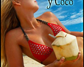 Frambuesa y Coco (Raspberry Coconut) - Perfume for Women - Love Potion Magickal Perfumerie